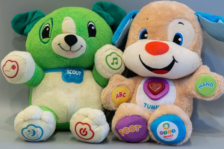 Stuffed Animals STEM Educational Toys for Toddlers