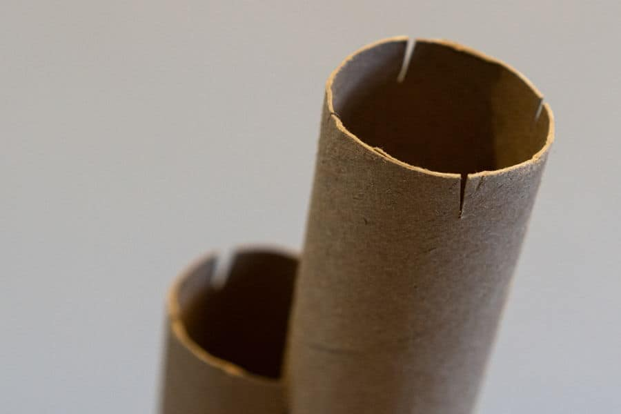 Toilet DIY Paper Roll Construction Toy
