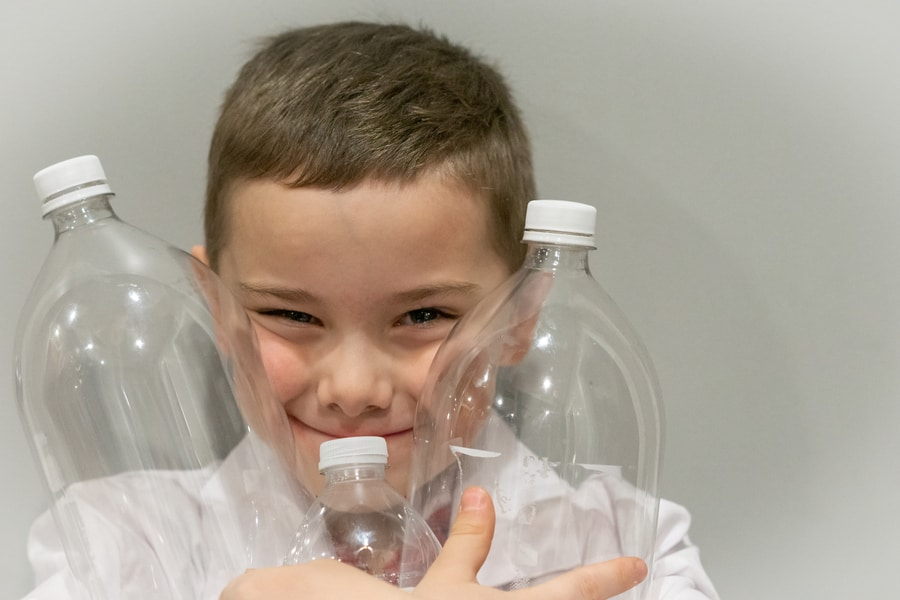Plastic Bottle Stem Projects and Activities