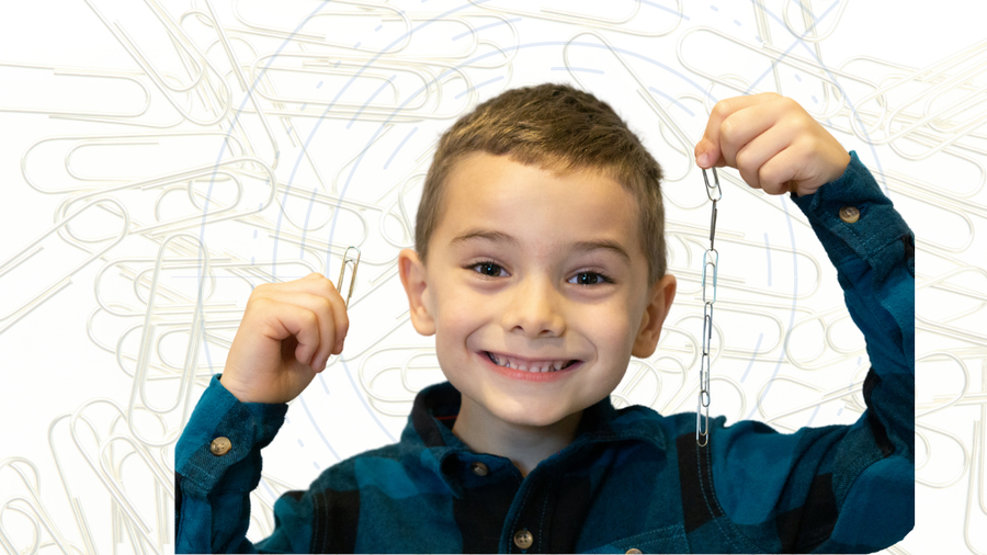 STEM Projects with Paper Clips