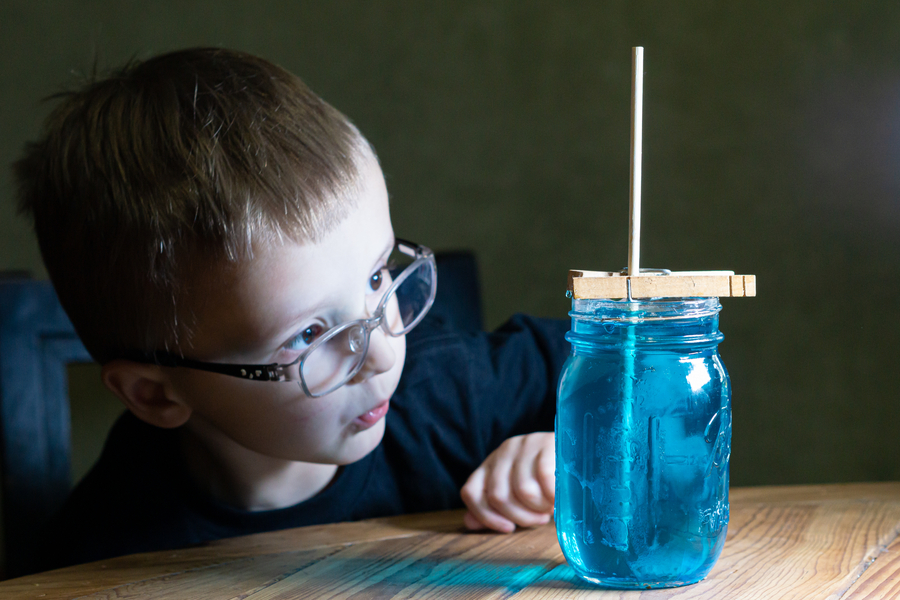 Rock Candy Science Activity