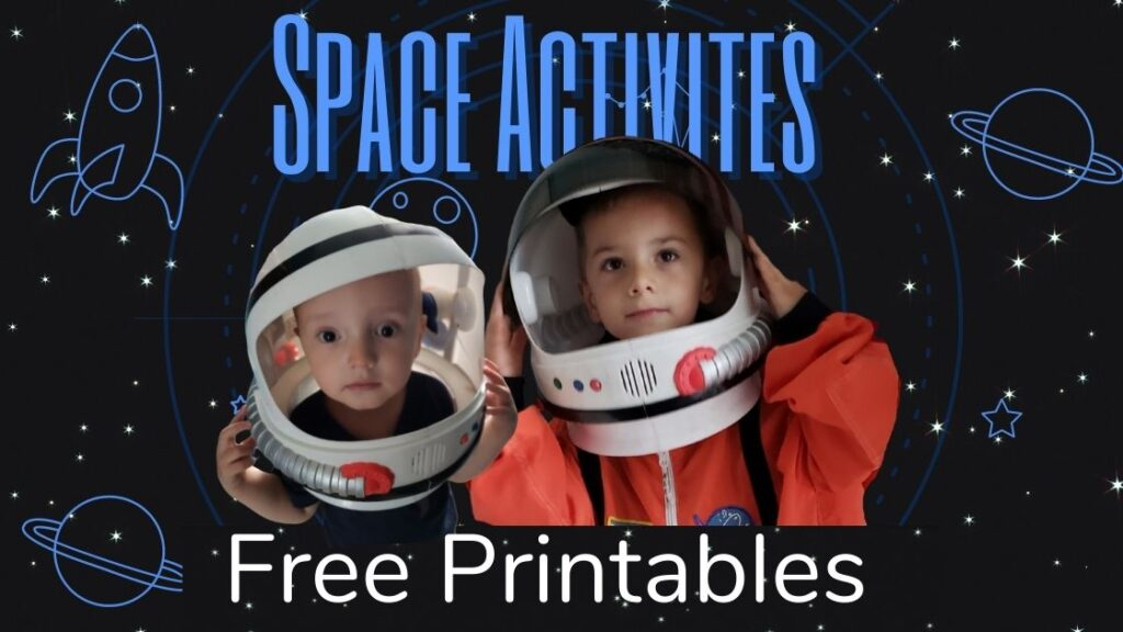 Space Activites for Kids