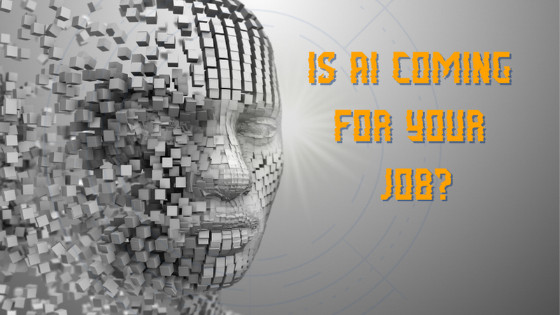 Is AI Coming for Your Job?