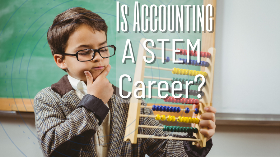 Can a STEM student be an accountant