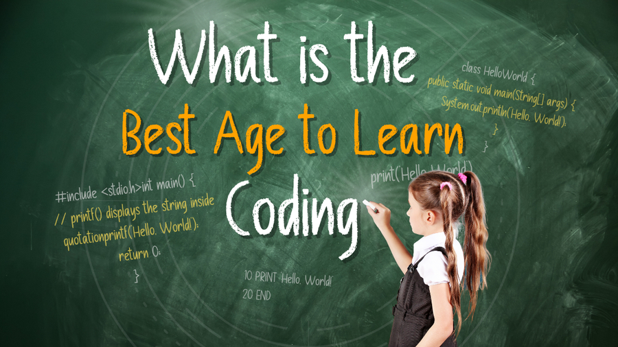What is the best age to start coding?