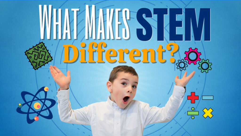 What Makes STEM Different?